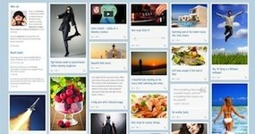 Responsive Pinterest Like Wordpress Theme - Pinfinity
